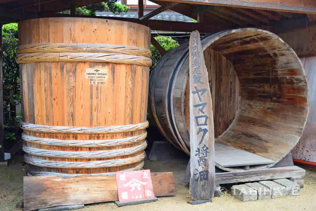 三十二石大杉樽