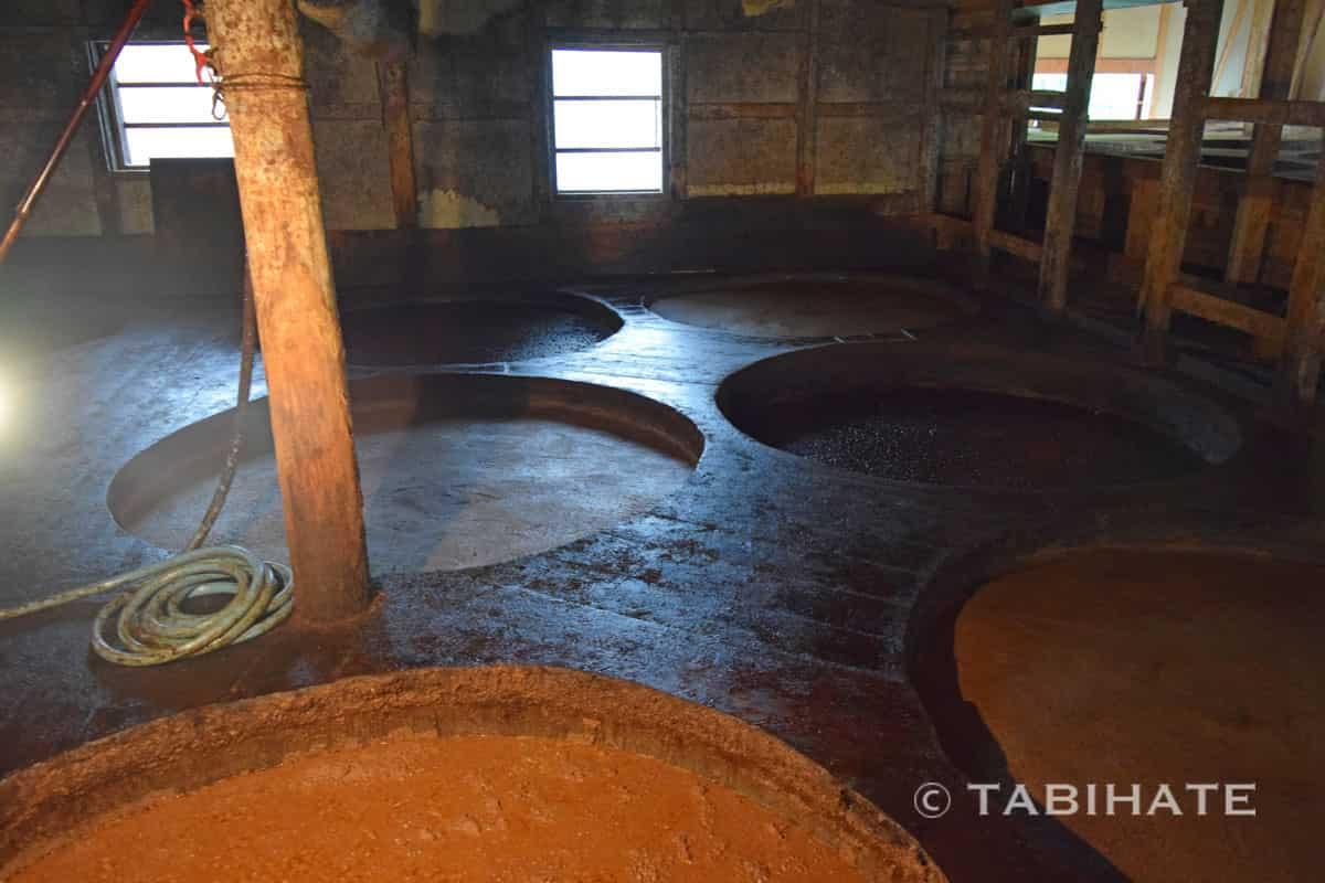 上から見た木桶1