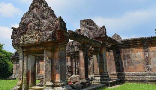 プレアヴィヒア寺院を完全ナビ!カンボジアの世界遺産でみる絶景!