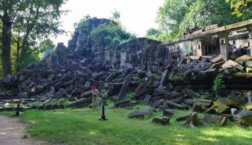 ベンメリア遺跡はラピュタのモデル?カンボジアの密林に眠る巨大遺跡