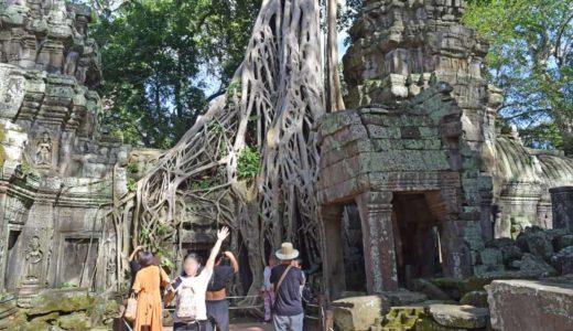 カンボジアのタ・プローム遺跡に行ってきた【行き方・事前準備】